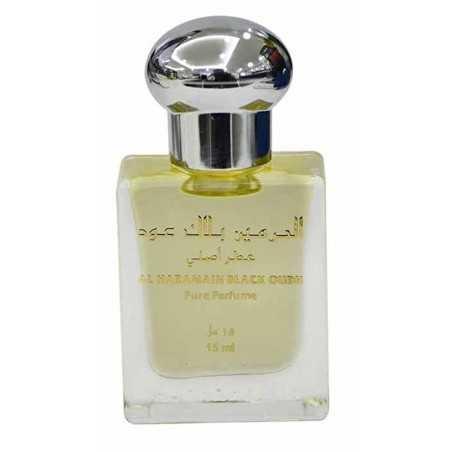 Black oudh Al Haramain huile parfumée