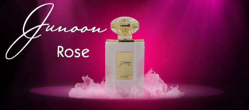 Parfum oud junoon rose