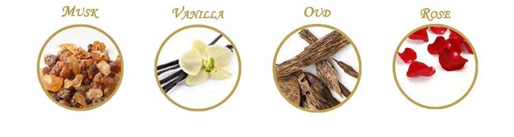 parfum oriental mycospara