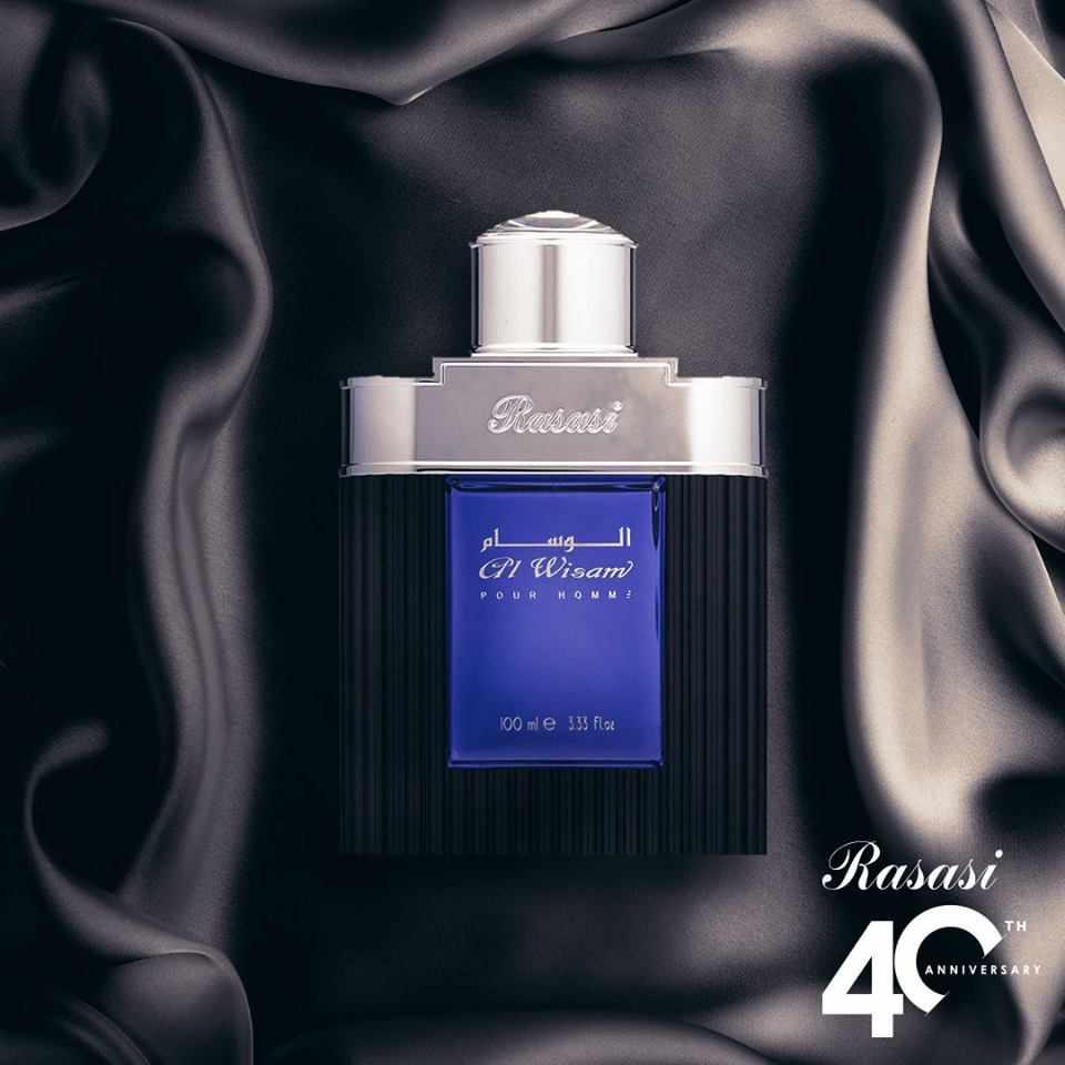 Rasasi Al Wisam parfum pour homme