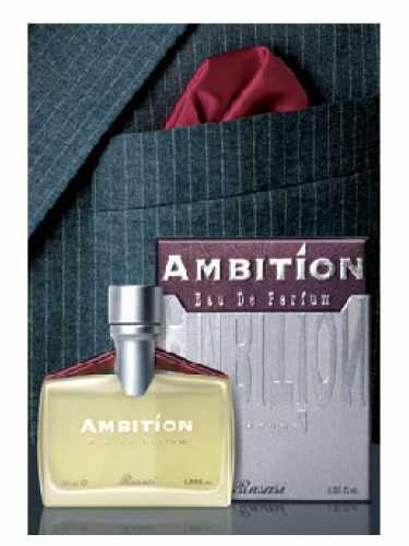 parfum ambition rasasi