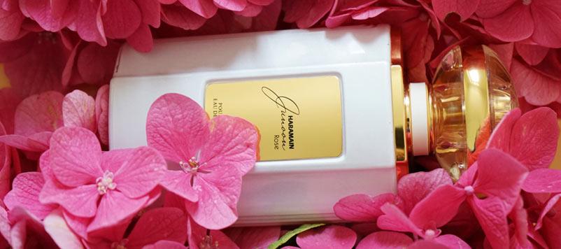 Parfum junoon rose