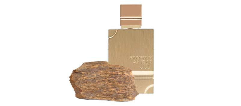Parfum oud amber