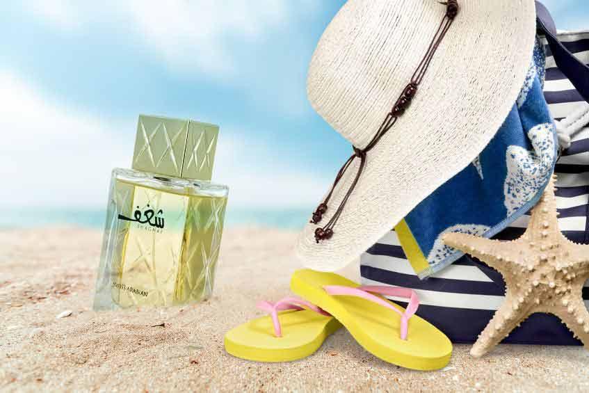 Shaghaf parfum été 2020 de swiss arabian