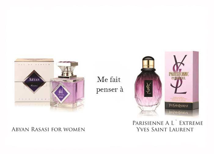 abyan-femme vs parisienne-a-l-extreme
