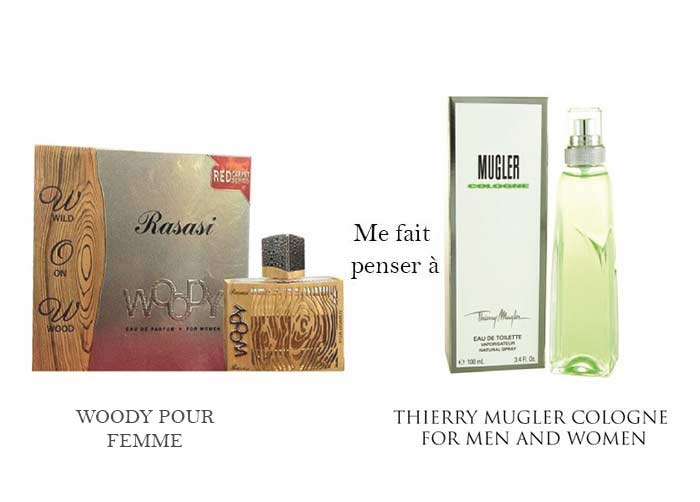 woody femme thierry mugler